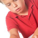 child studying 5